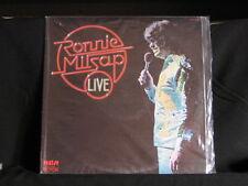 Ronnie Milsap. Live. 33 lp Record Album. 1976. Made In Australia