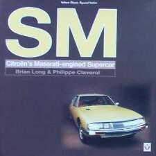 LIVRE/BOOK : SM - Citroën / Maserati (voiture de collection,oldtimer