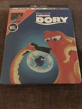New Disney Finding Dory Steelbook 4K Ultra HD Blu-ray Digital Easter Gift Idea