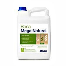 Bona Mega Natural 5l, ultramatt  Wasserlack Versiegelung