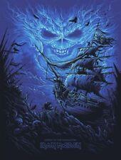 Iron Maiden-Ghost Of The Navigator EP Vinyl LP Sticker or Magnet