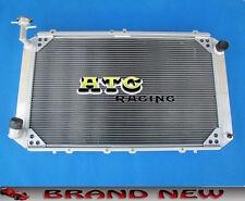 3 rangée radiateur en aluminium pour nissan patrol gq 2.8 4.2 Diesel TD42 & 3.0 essence Y60
