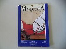 LA MANOVELLA 4/1991 LAMBORGHINI 350 GTV/ASTON MARTIN DB5/FRERA 500 SS/AIRONE 250