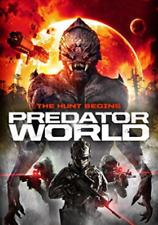 PREDATOR WORLD, DVD, 2018, SKU 3056