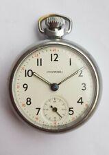 Vintage Ingersoll pocket watch, fully serviced.