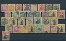 LM13919 North Borneo mixed thematics fine lot used