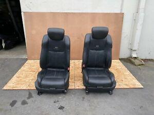 INFINITI FX35 FX37 FX50 QX70 2009-2017 OEM FRONT LEFT & RIGHT SEATS (SPORT/ BLK)