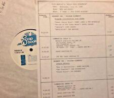 RADIO SHOW:WAR/PEACE 7/30/86 JOAN BAEZ, JOHN LENNON, MELANIE,CSN&Y, CCR, CHICAGO