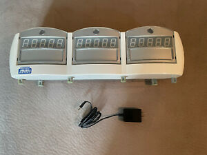 Jeopardy Educational Insights Scoreboard And Power Cord