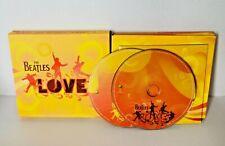 The Beatles Love 2 disc set CD+DVD-Audio Advance Resolution - DTS 5.1 - PCM
