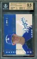 Clayton Kershaw Rookie Card 2006 TRISTAR ProTential #19 BGS 9.5 (9 9.5 9.5 10)