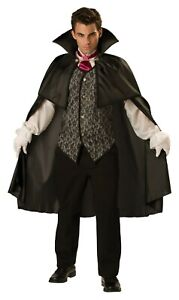Midnight Vampire Costume Men's