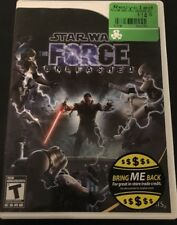 Star Wars Force Unleashed WII Tested & Complete!