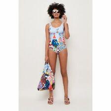 GORMAN La Grande swimsuit NEW sz 10 circus print one piece