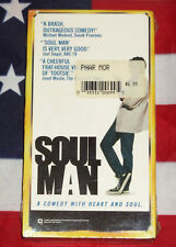 NEW Soul Man (VHS, 1986) C. Thomas Howell, Rae Dawn Chong, Comedy Classic SEALED
