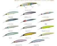 DAIWA SHORELINE SHINER Z SETUPPER 125S-DR SEABASS LURE PLUG 125 S DR
