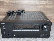 Onkyo TX-NR686 7.2-Ch WiFi 4K UHD HDR Dolby Atmos Receiver