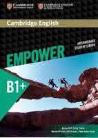 Cambridge English Empower Intermediate Student's Book 9781107466845 | Brand New