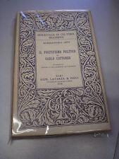IL POSITIVISMO POLITICO DI CARLO CATTANEO, Alessandro Levi, Laterza, 1928