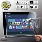 """2 Pack Protector de pantalla de vidrio templado para Lenovo Miix 10.1"""" Tableta"""