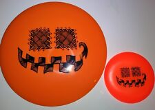 New Innova Star Wraith Halloween Pumpkin Stamp 175g + Mini - Disc Golf