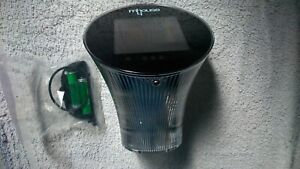 Lampe clignotante solaire sans fils FL100W - MHOUSE