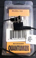 NEW Quantum Model 539 sync cable/cord for Radio Slave 4/4i 505S/Si PC male HH 3