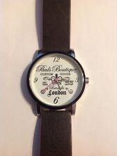 PAULS BOUTIQUE FASHION WATCH PA013BK   ( NO POSTAGE 13 - 20 MAY )