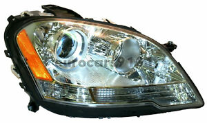 Mercedes-Benz ML350 Hella Front Right Headlight 263064061 1648202459