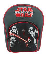 Star Wars Episodio 7 The Force Awakens Elite Squadra Arco Zaino Cartella Scuola