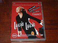 Lucia Lucia - R4 DVD Brand New Mexican Cinema