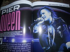 NeXT Magazine Demi Lovato My goal to be iconic in everything I'm involved in...