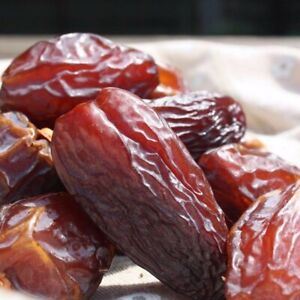 Premium Medjool Dates Fresh and 100% Natural 500g Free P&P