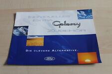 124038) Ford Galaxy - Zubehör - Prospekt 199?