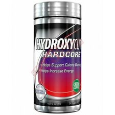HYDROXYCUT HARDCORE 60 capsules BY MUSCLETECH
