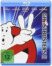 GHOSTBUSTERS II (Bill Murray, Dan Aykroyd, Sigourney Weaver) Blu-ray Disc NEU
