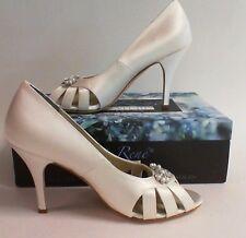 Liz Rene wedding shoes-JANET-BIANCO - 701-US Dimensioni: 8.5M UK 6 #15L376
