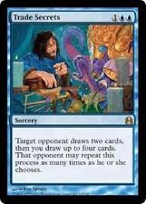 Trade Secrets LP Commander Blue Rare MTG Magic Cards