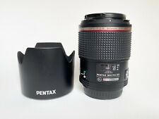 New ListingPentax Hd D-Fa 645 90mm f/2.8 Aw Ed Lens + added Uv haze filter