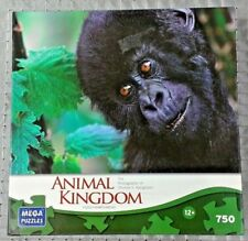 NEW Animal Kingdom 750 Piece Puzzle: Forest Treasure
