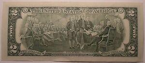 États-unis Légèrement Distribué Du Bicentenaire Billets