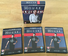 HOUSE - Series 5 - Complete DVD, 6-Disc Box Set. Hugh Laurie.