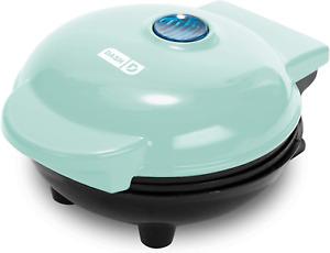 Dash Mini Maker Portable Grill Machine + Panini Press for Gourmet Burgers, Sandw