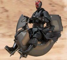 S. H. Figuarts Star Wars Episode 1 Sith Speeder figura de Acción Premium Bandai