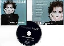 "MARIE-PAULE BELLE ""Quand Tu Passes"" (CD) 1999"