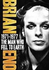 NEW Eno, Brian - 1971-1977: The Man Who Fell To Earth (DVD)