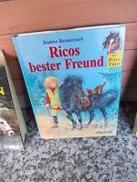 Ricos bester Freund, ein Buch aus der Reihe Das Pony Trio, von Jeanne Betancourt