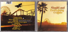 Sing It Loud - Everything Collide - Promotional Full Lenght CD - 1218