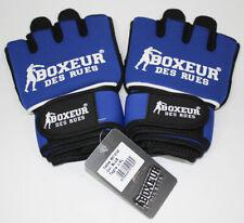 BOXEUR DES RUES BXT-5142 Neopren fit Boxhandschuhe Blau L-XL