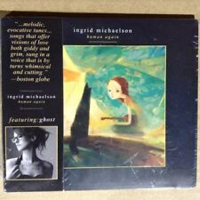 Human Again - Ingrid Michaelson (CD, 2011, Cabin 24 Records)